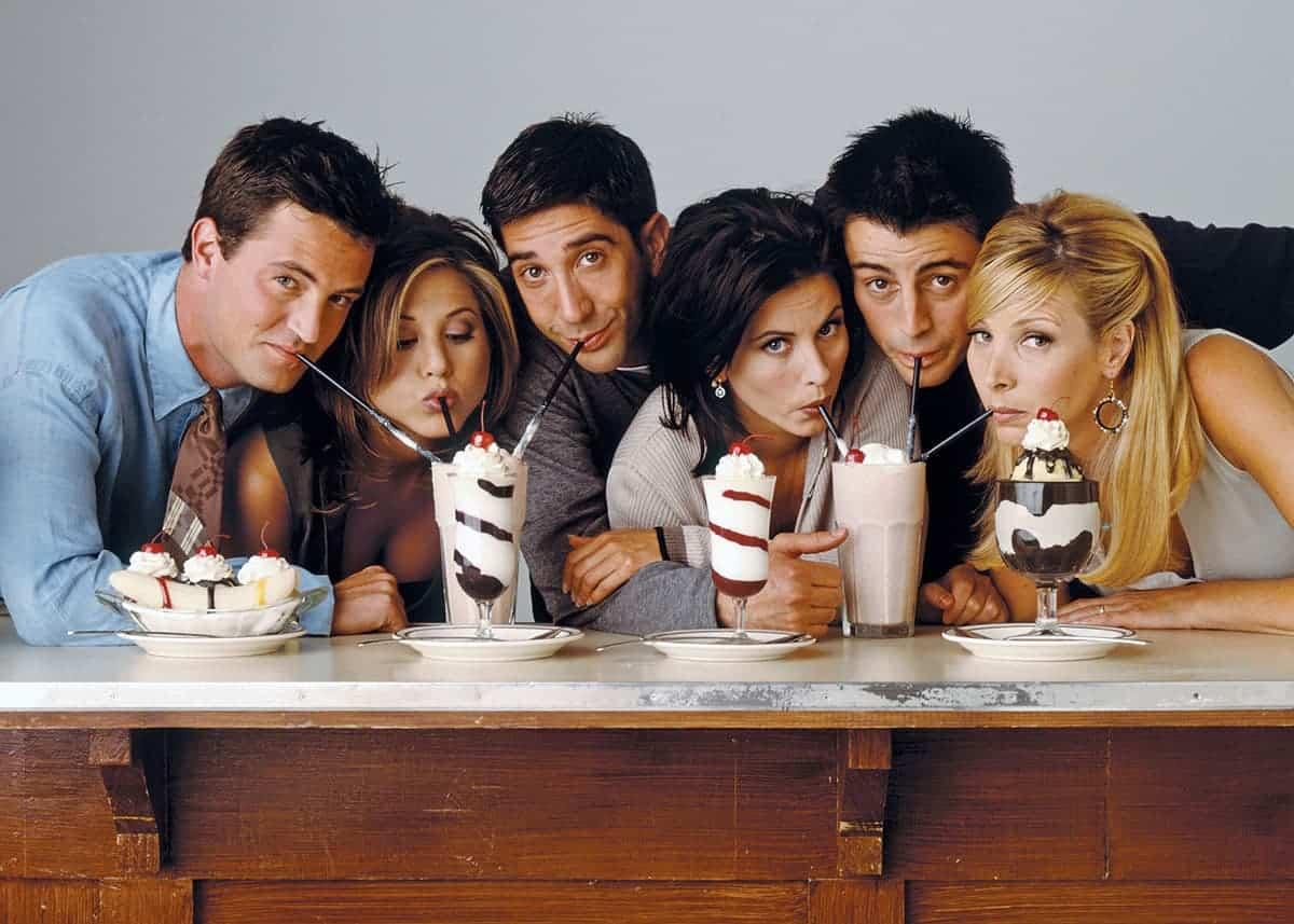 De fem bästa amerikanska TV-programmen