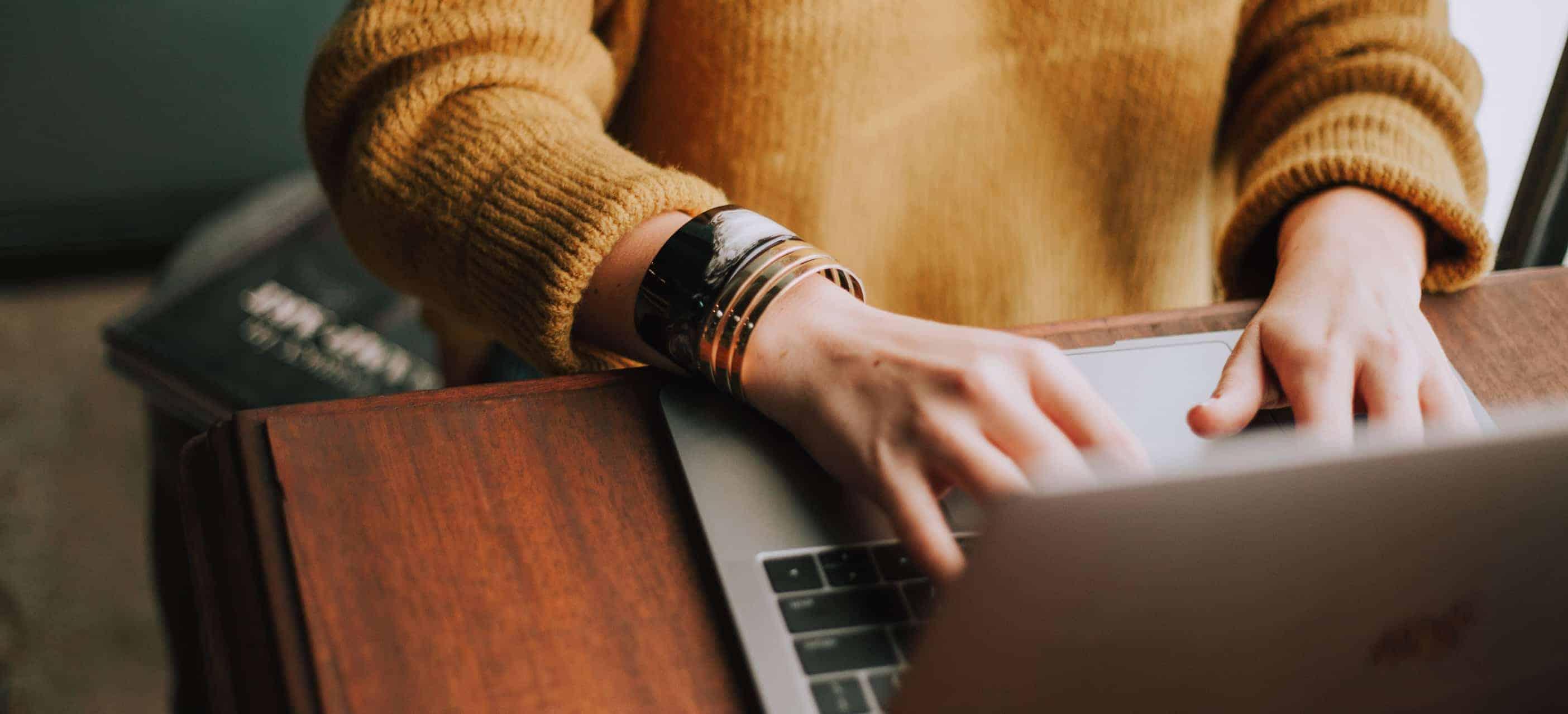 Att skriva en reseblogg