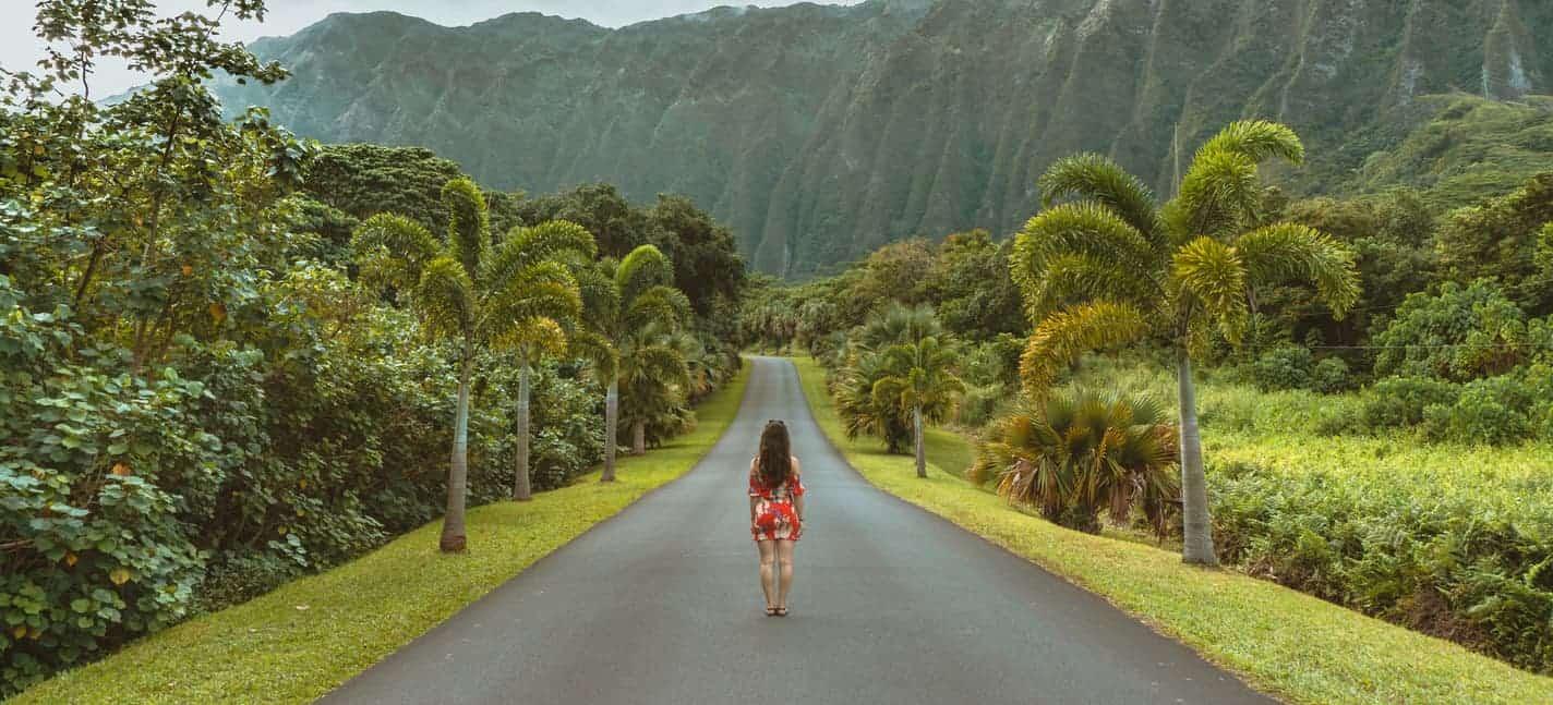 Min semester på Hawaii