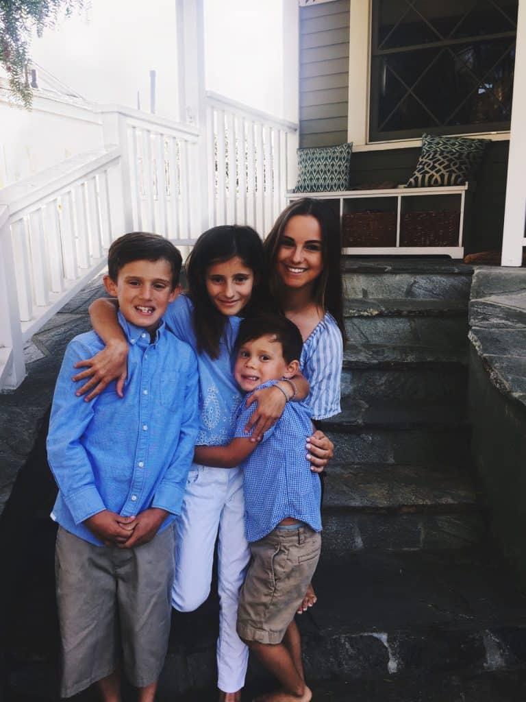 Au-Pair-with-Host-kids-LA