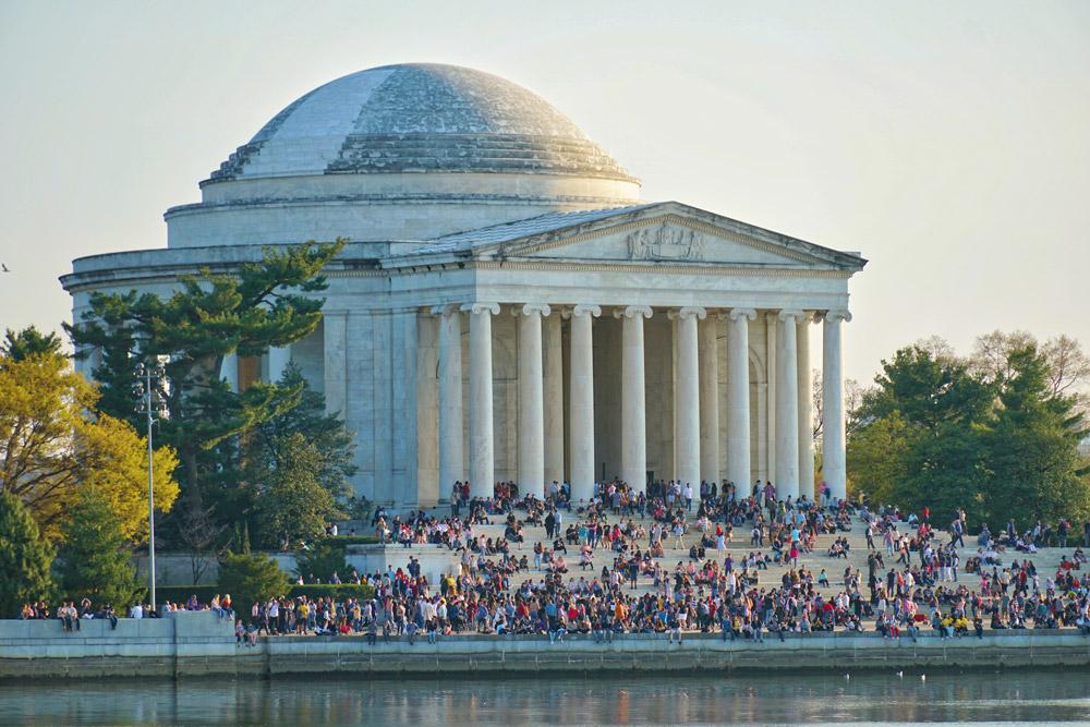 Välkommen hem till mig: Washington D.C.